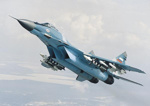 MiG-29 Fulcrum Air Superiority Fighter