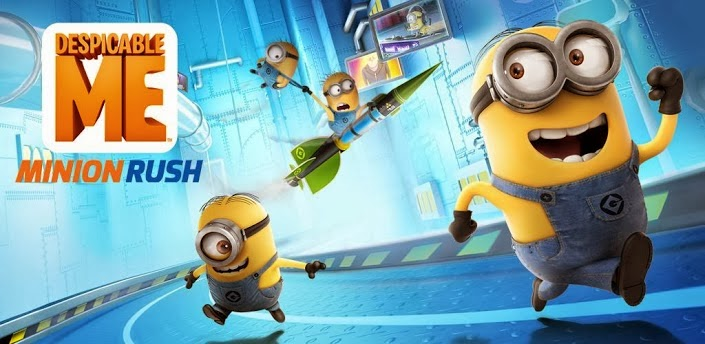 Screenshot Despicable Me: Minion Rush
