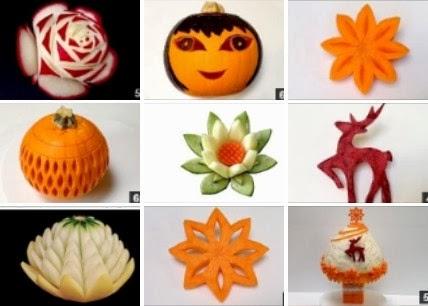 fruit+garnish,+food+carving,+fruit+carving,+food+garnish,+mengukir