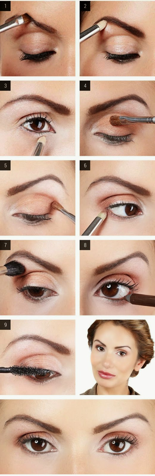 How-To: Ethereal Eyes Makeup Tutorial