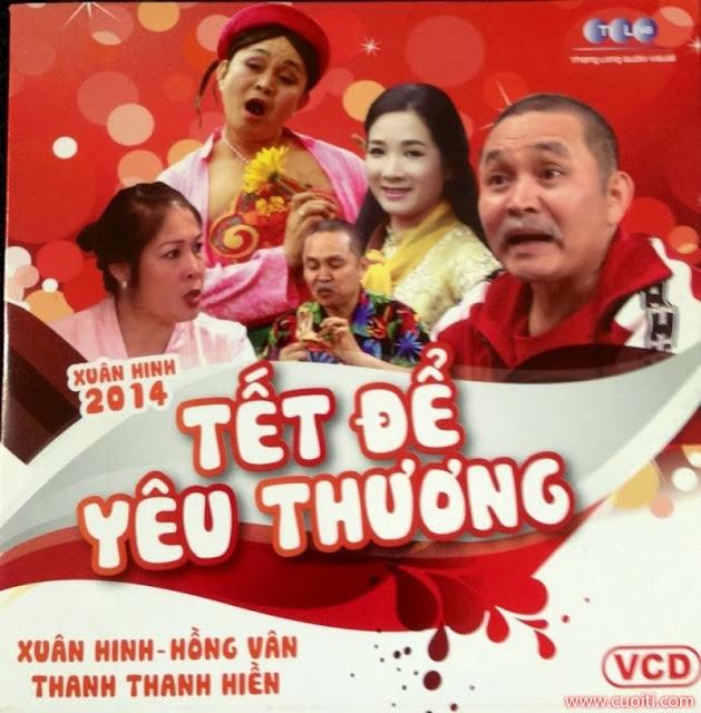 T?t ?? Y�u Th??ng - H�i T?t 2014: Xu�n Hinh