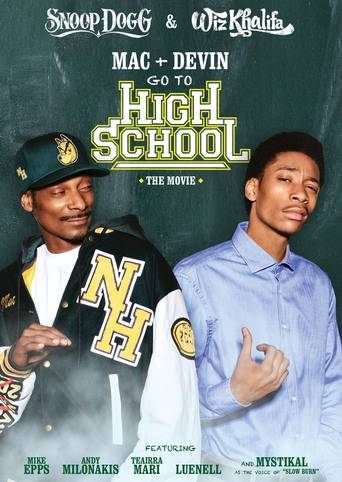 Mac and Devin Go to High School (2012) tainies online oipeirates