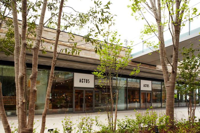 Actus-interior store in Japan, tokyo