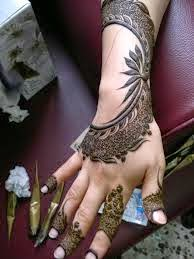 Beautiful Mehndi Designs Arabic