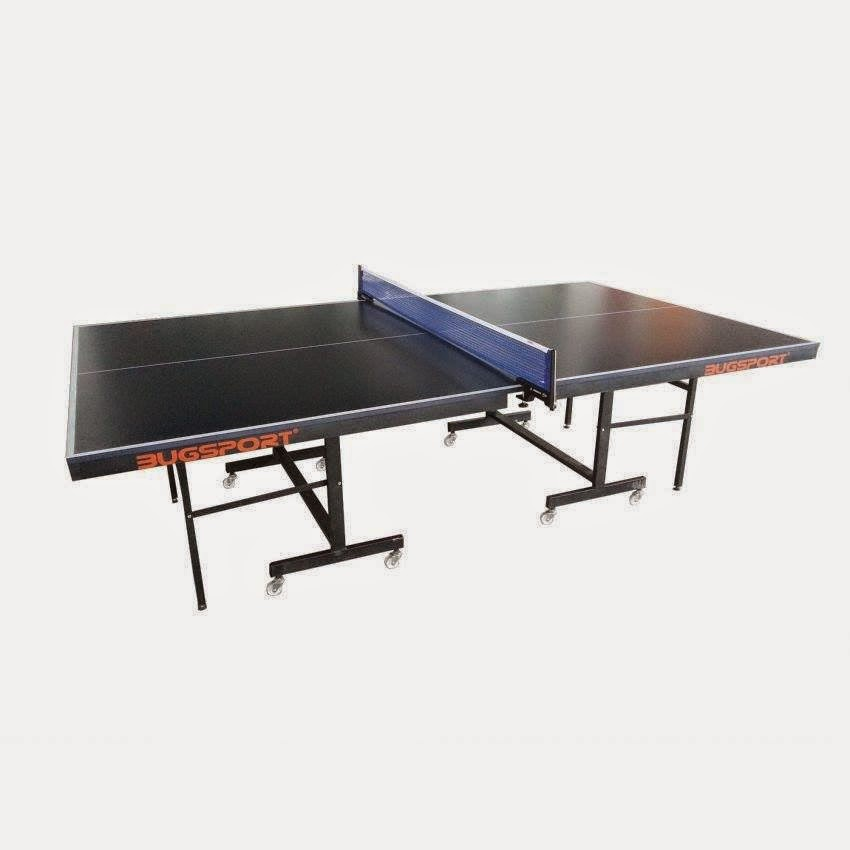 meja pingpong bugsport table tennis new design