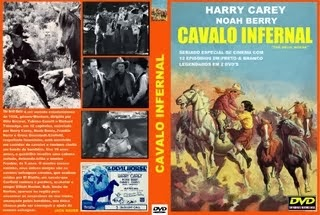 CAVALO INFERNAL - SERIADO ESPECIAL DE CINEMA