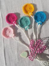 Globos a crochet