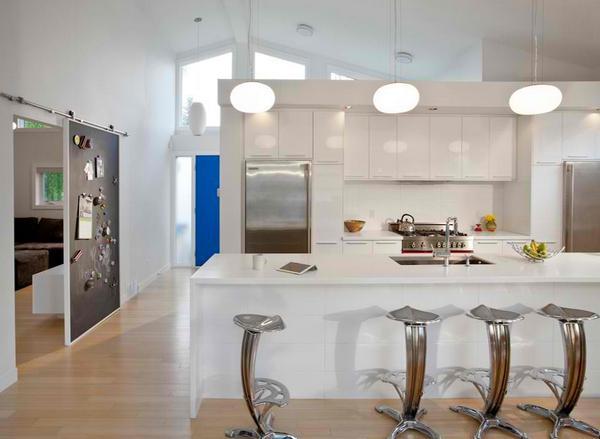 desain kursi dapur unik dan modern rancangan desain