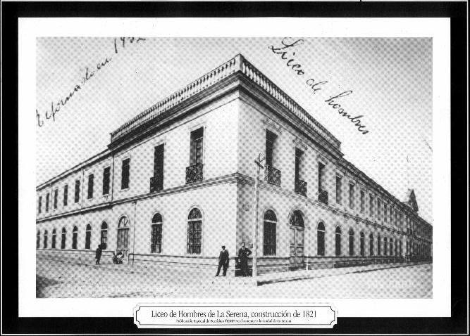 Antiguo Liceo de Hombres