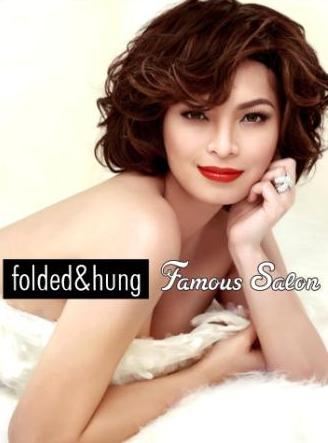 Wondrous Bizz E Angel Locsin39S New Hair Style For Folded And Hung Famous Short Hairstyles For Black Women Fulllsitofus