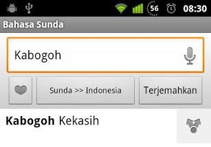 Kamus Basa Sunda Android