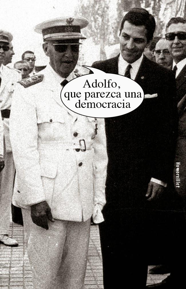 Adolfo Suárez y Franco