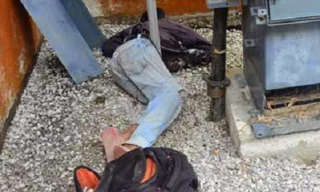 Suspek Curi Kabel Maut Terkena Renjatan Elektrik