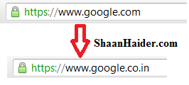 HOW TO : Stop Google from Redirecting to Country-specific Site