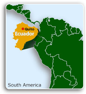 Where is Quito, Ecuador?