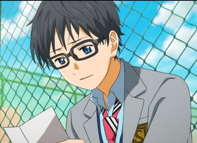 Shigatsu Wa Kimi No Uso Salah Satu Anime Romance-Music Terbaik