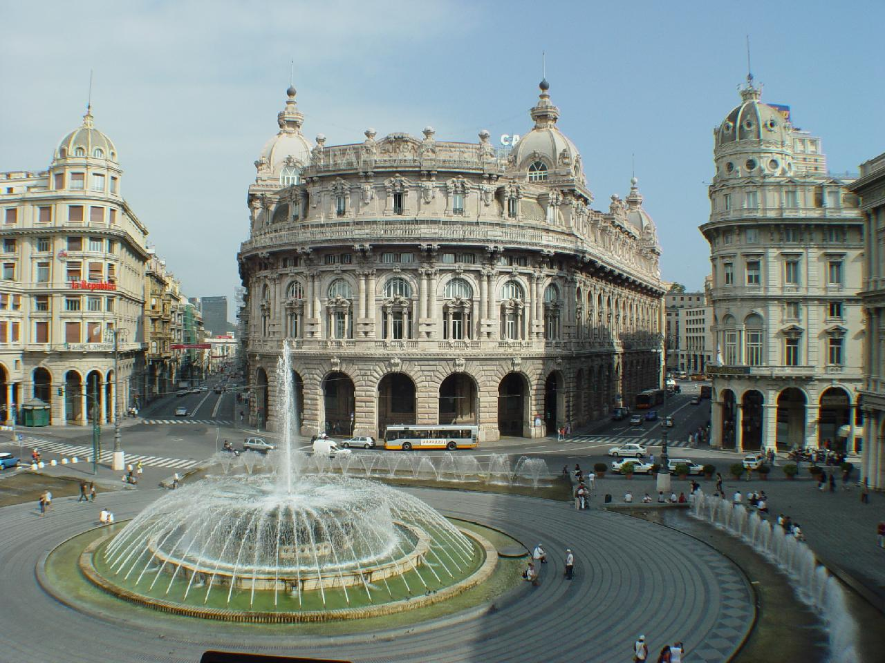 TOP WORLD TRAVEL DESTINATIONS: Genoa, Italy