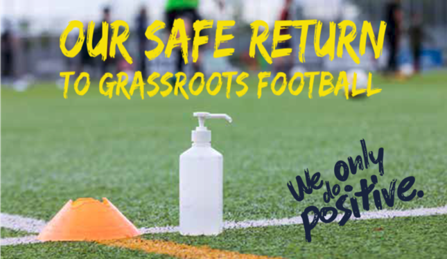 THE LATEST UPDATED GUIDANCE REGARDING PERMITTED GRASSROOTS FOOTBALL IN ENGLAND