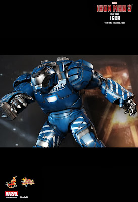 Hot Toys MMS Iron Man 3 - Iron Man Mark XXXVIII Igor Armor