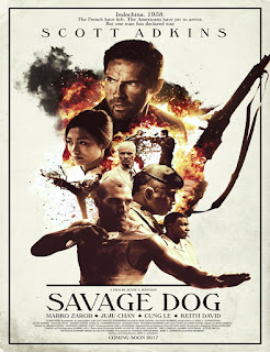 Ver Savage Dog (2017) película Latino