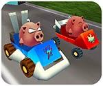 Lợn đua xe, game dua xe