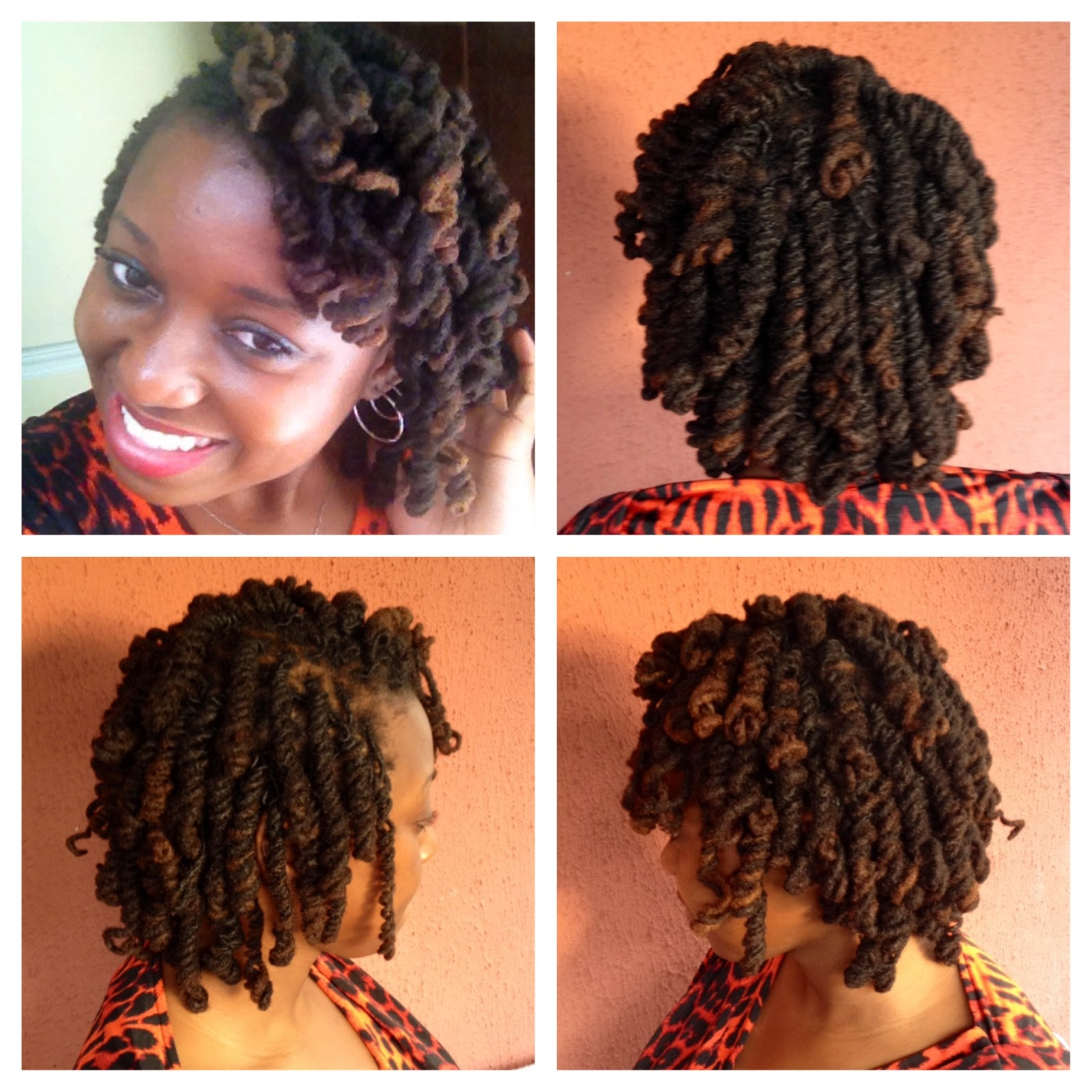 Variation 2 - Curls literally fell into the same place/direction they had been rolled. Was a big bouncy hair day made me a bit cautious didnu0027t want the ...  sc 1 st  Locitude & The Locitude Blog!: Pipe Cleaner Curls. Results.