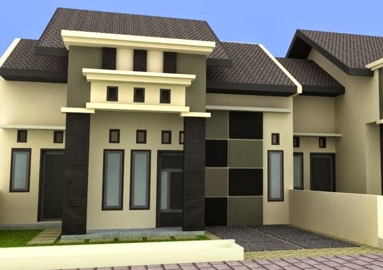 desain rumah minimalis sederhana nuansa modern rumah