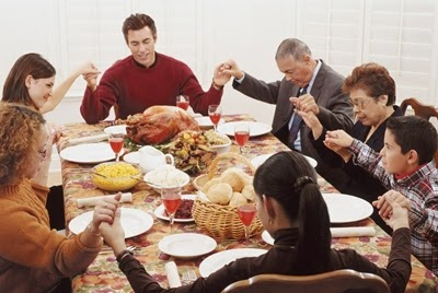 Thanksgiving, family, prayer, blessing, depression, suicide, God, holiday, therapy