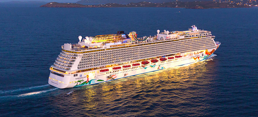 Norwegian Getaway to Boost Copenhagen