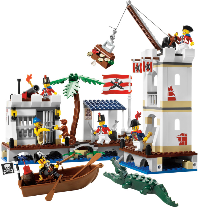 Toy Pirate Lego : All about bricks launching lego pirates