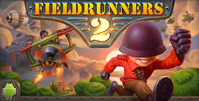 Fieldrunners 2 APK Data for Android