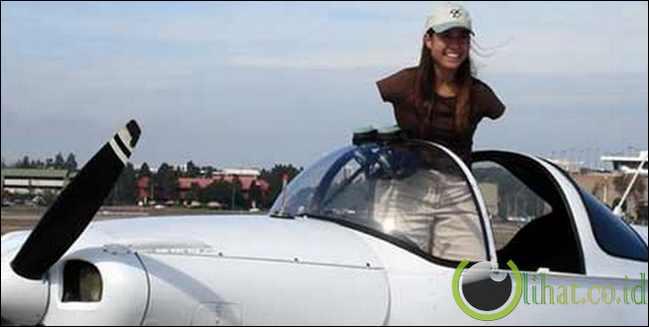 Pilot Tanpa Lengan