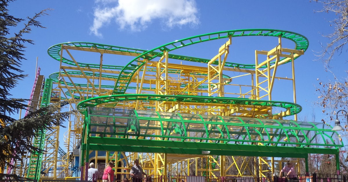 NewsPlusNotes: A Look at Lagoon\'s New Rides + Park Update