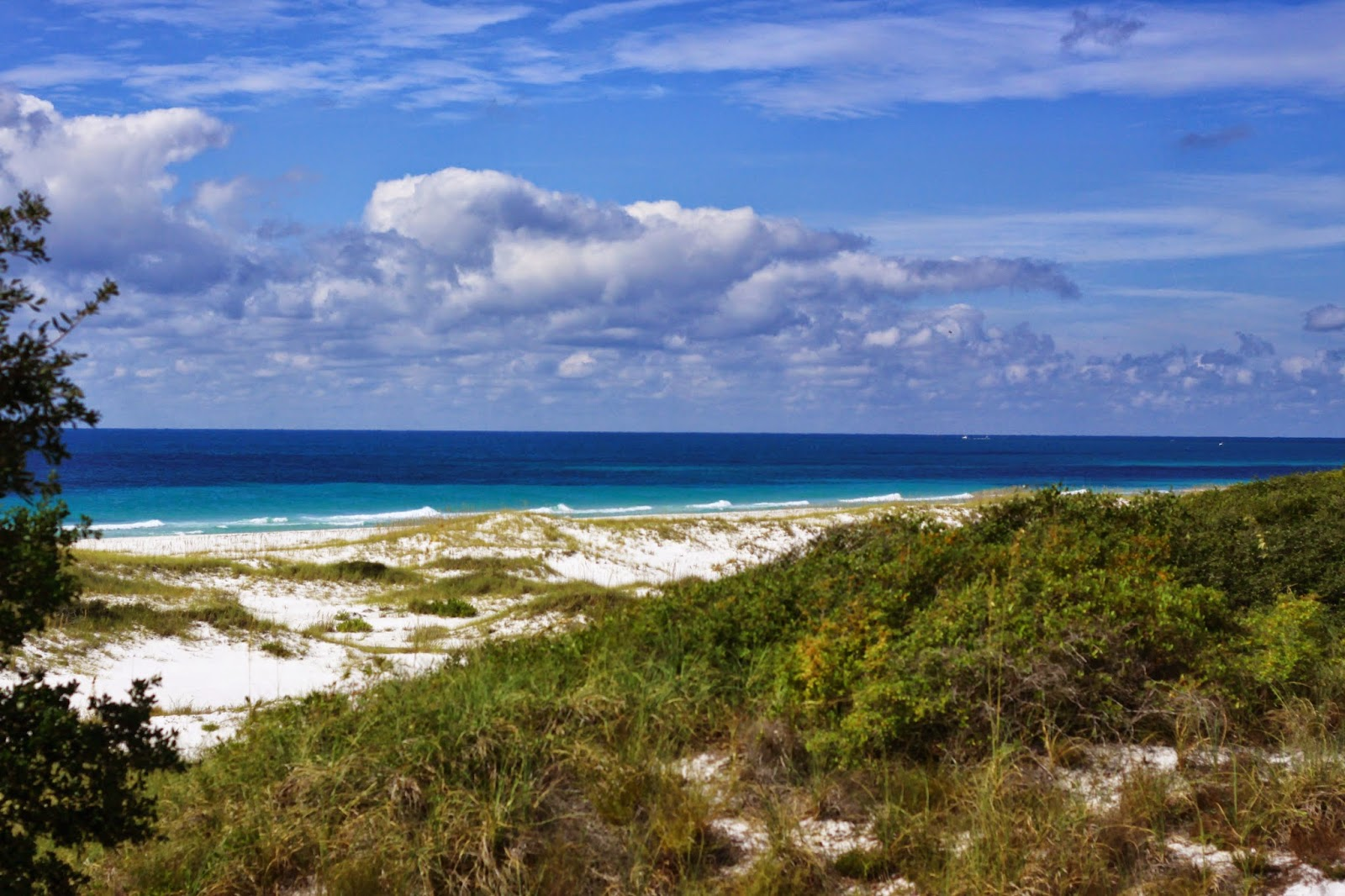 Pensacola Beach, Ft Pickens FL