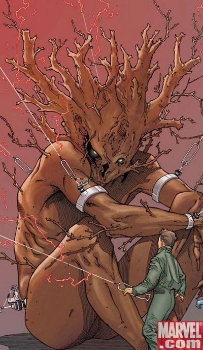 members of their team  moves on to become the Guardians of the GalaxyGuardians Of The Galaxy Characters Groot