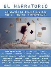 EL NARRATORIO - ANTOLOGÍA LITERARIA DIGITAL N° 12