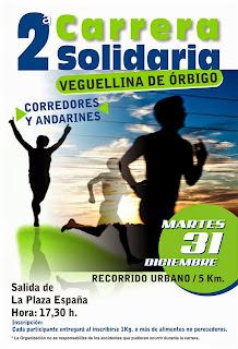 Carrera Solidaria Veguellina del Orbigo 2014