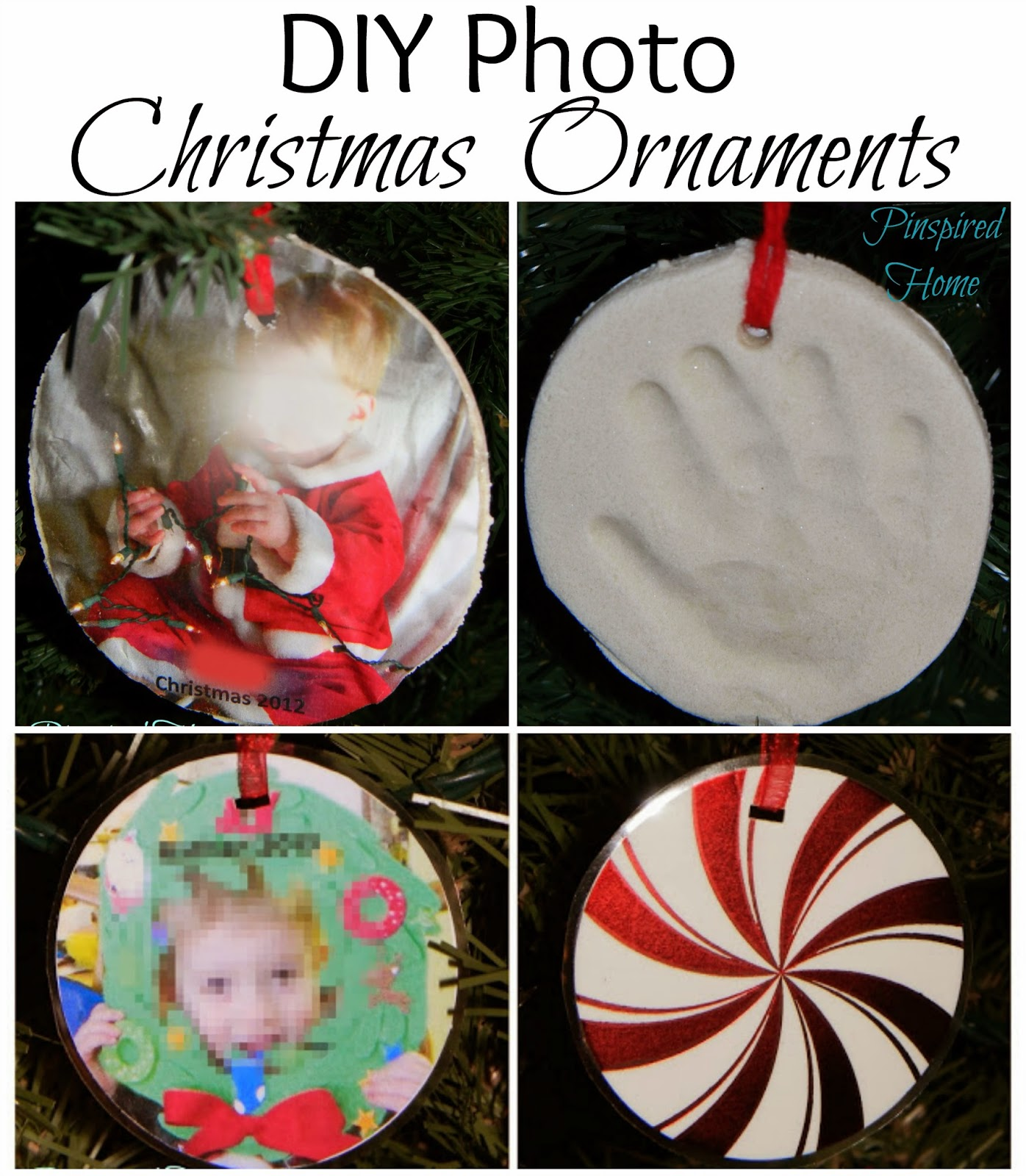 http://pinspiredhome.blogspot.com/2014/01/photo-ornaments-from-gift-tags.html