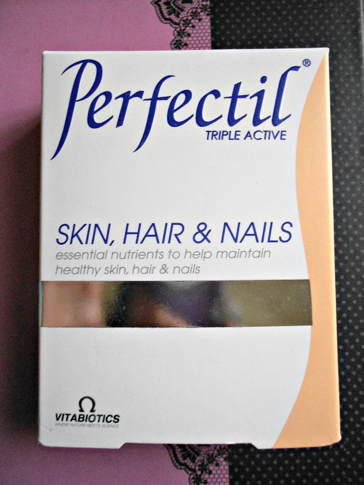 Lola Loves Sparkles: Perfectil Skin, Hair, Nail Vitamins [Review]