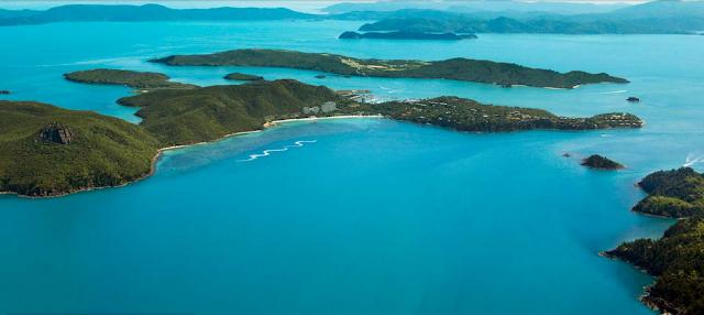 Isla Hamilton, Australia