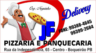 JF Pizzaria e Panquecaria