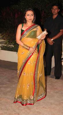 Rani mukherjee hot transparent saree consider, that