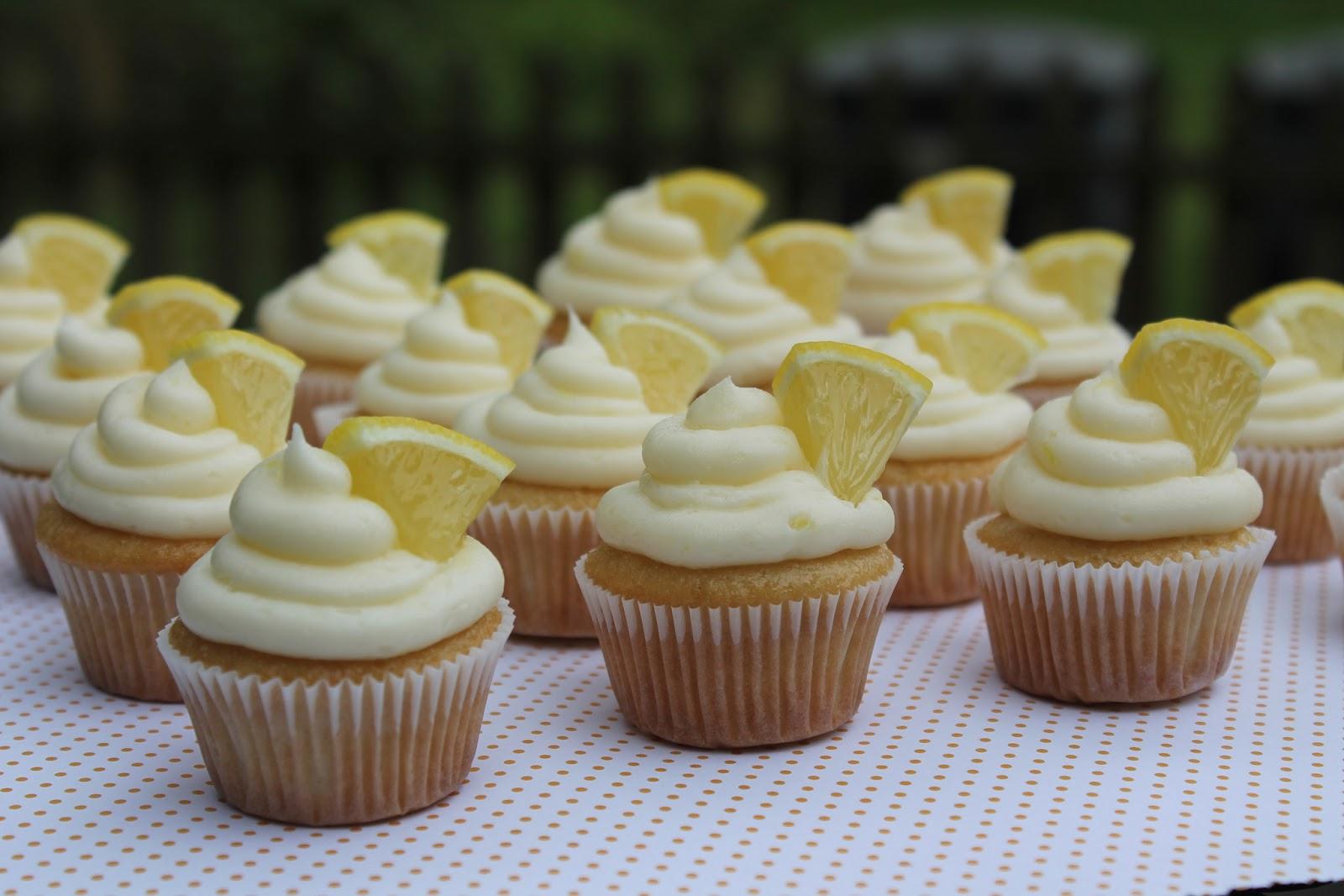 Carolina Charm: Whipped Lemon Buttercream Frosting
