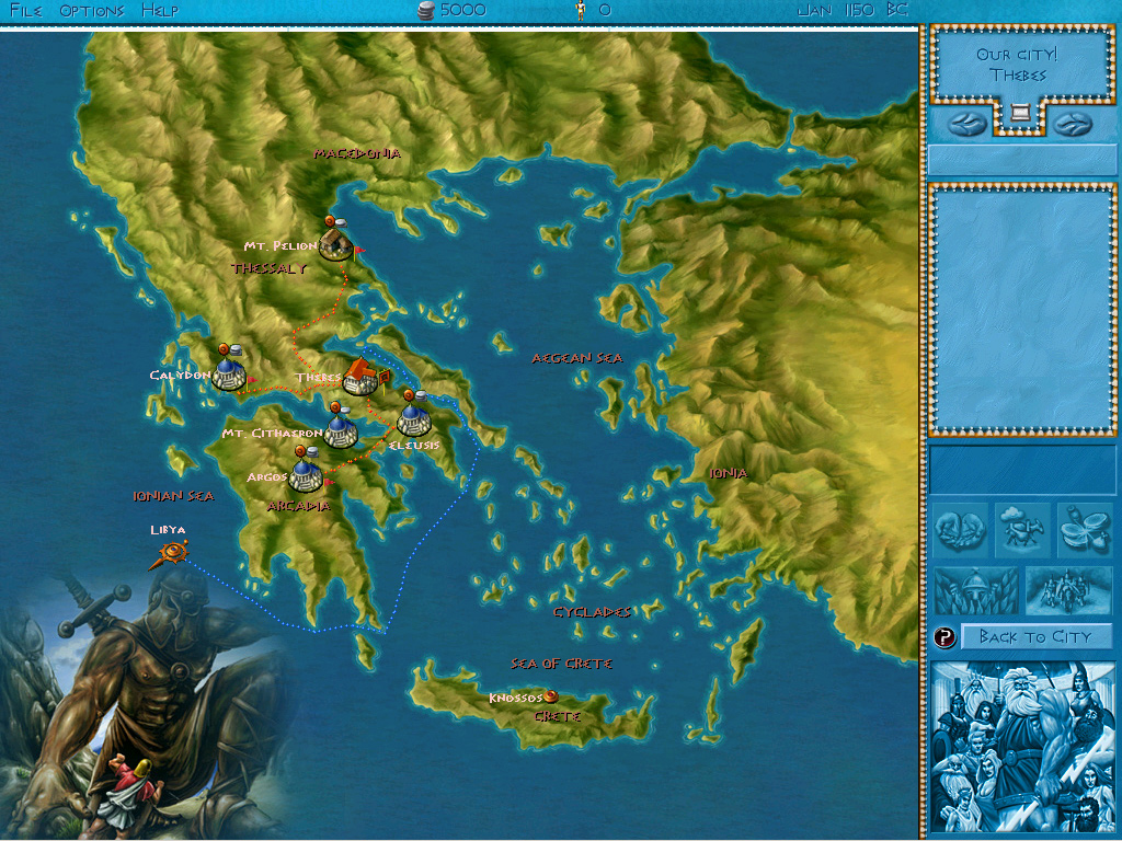 The Best Games Ever Zeus Master Of Olympus The Best Games Ever - Olympus map