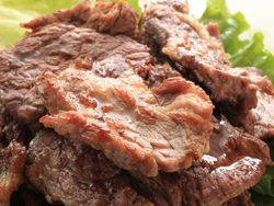 Barbecued Beef