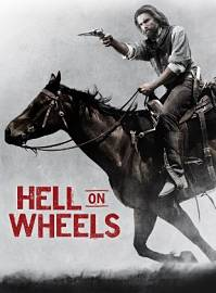 Infierno sobre Ruedas (Hell on Wheels) temporada 5 Online
