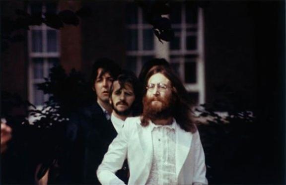 Abbey Road Zebra Crossing