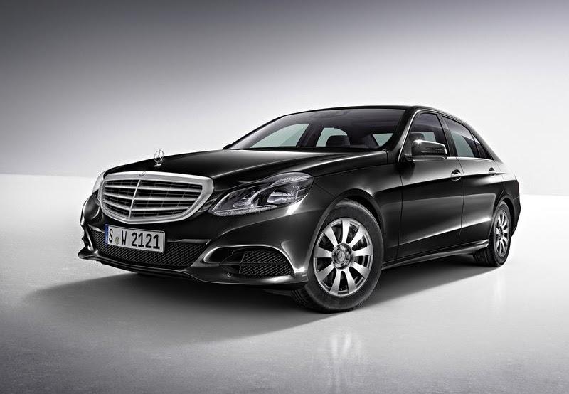 Mercedes S Class Ecology