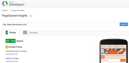Cara atasi masalah loading blog terlalu lama