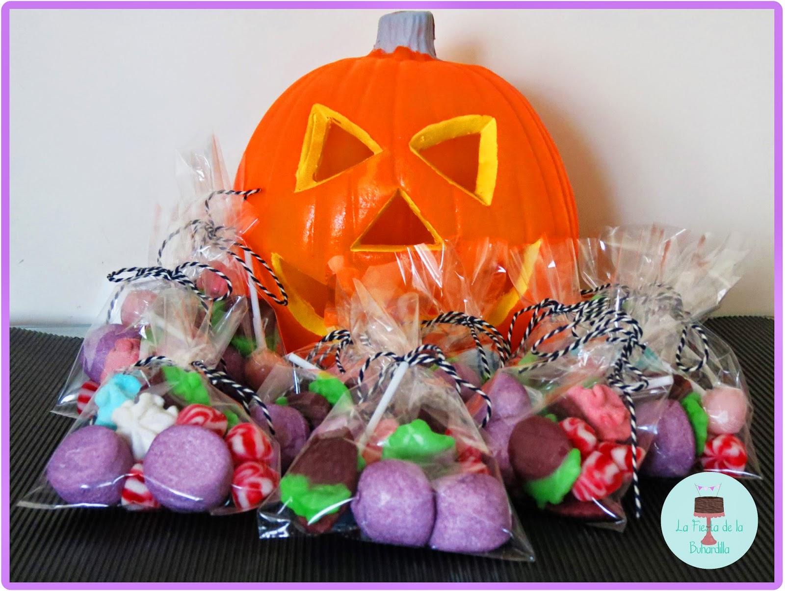gominolas halloween